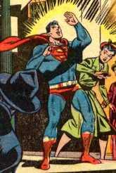 Cuando Superman estaba gordaco